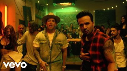1. LUIS FONSI FT DADDY YANKEE – DESPACITO