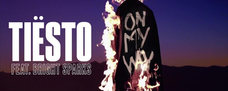 TIËSTO – ON MY WAY (TEASER) FT. BRIGHT SPARKS