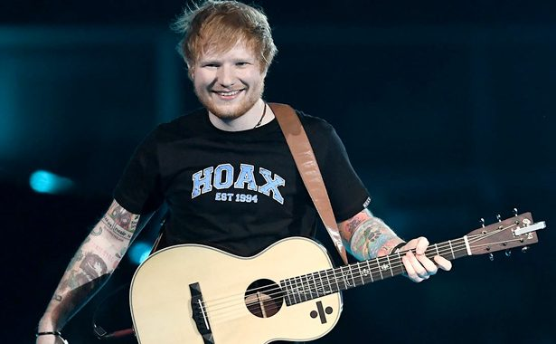 Mira a Ed Sheeran y su debut en Game Of Thrones