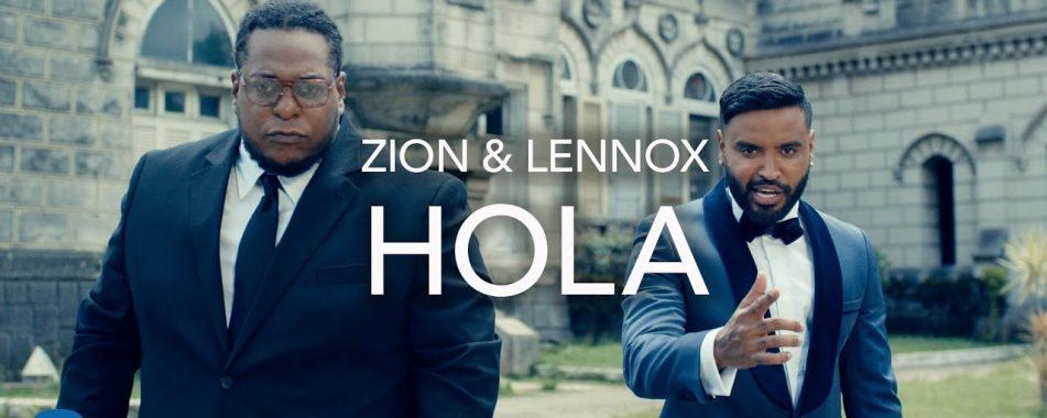 ZION Y LENNOX – HOLA
