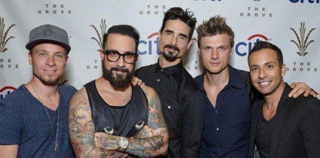 Backstreet Boys tendrán exposición en el Museo Grammy