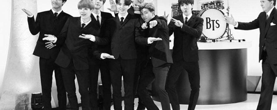 BTS se convierten en los Beatles
