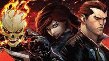Hulu anuncia nuevas series de Marvel: Ghost Rider y Hellstrom