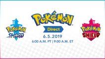 Nintendo hará un direct de Pokémon Espada y Escudo