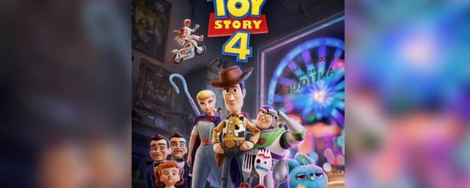 El último tráiler de Toy Story 4 promete otra aventura inolvidable