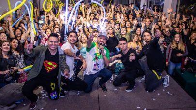 [VIDEO + FOTOS] Revisa la histórica primera fiesta Factor 90 en Viña del Mar