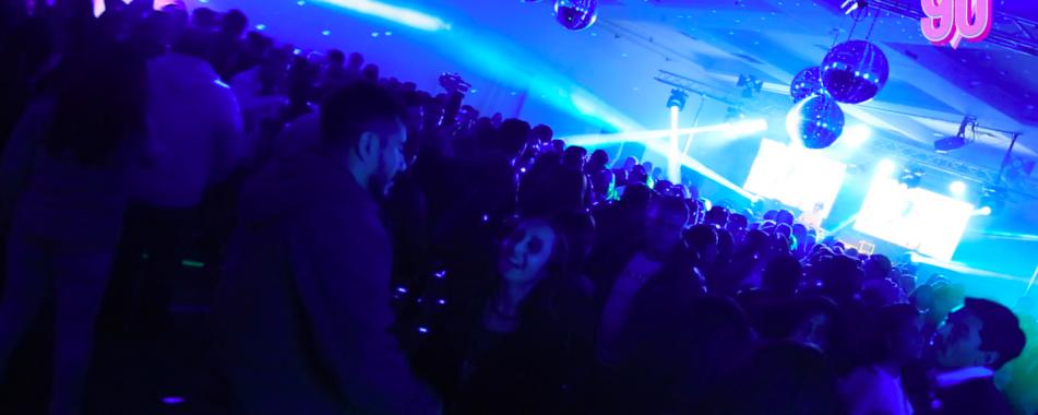 [VIDEO + FOTOS] Fiesta Factor 90 Open Hotel Quillota: Revisa cómo lo pasamos en la fiesta de las fiestas