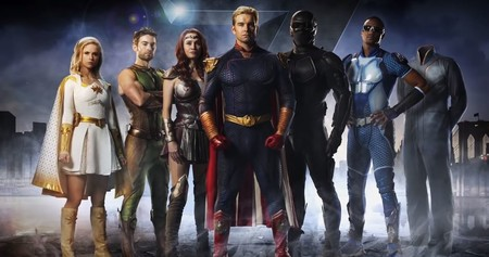 Llega el primer tráiler de The Boys, la serie de superhéroes de Amazon