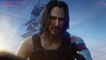 Keanu Reeves presente en CyberPunk 2077