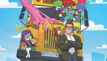 Schwarzenegger protagonizará Stan Lee's Superhero Kindergarten
