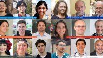 Estos son los nominados a Chileno del Año 2019