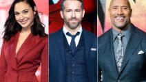 Netflix producirá Red Notice con Gal Gadot, Ryan Reynolds y Dwayne Johnson