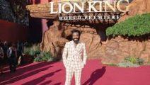 Así fue la premiere en Londres de El rey león