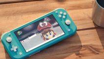 Aquí tienes los detalles del Nintendo Switch Lite