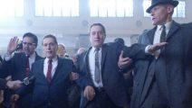 Lanzan primer tráiler de El irlandés de Martin Scorsese