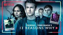 Netflix lanza el primer adelanto de la tercera temporada de 13 reasons why