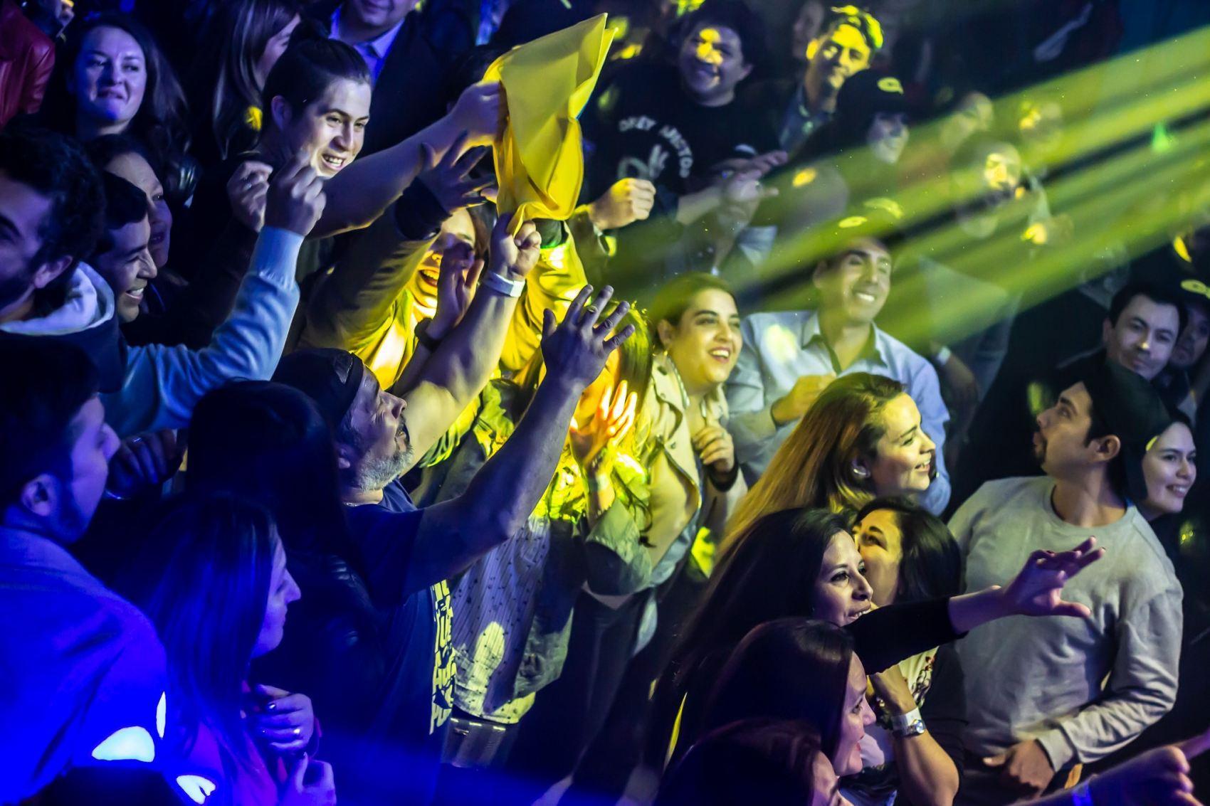 Fiesta factor90 cesar eventos San Felipe 101.3 Agosto 2019