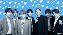 BTS encabeza las estadísticas del K-Pop en Twitter