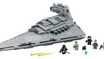 Lego lanzará un nuevo set de Star Wars