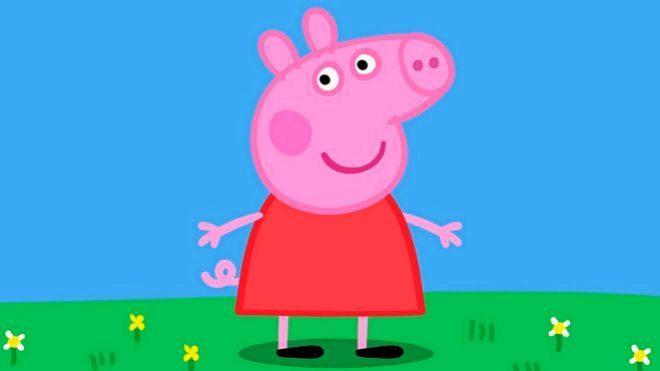 Hasbro adquiere a Peppa Pig