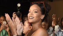 Rihanna revolucionó con su desfile de Savage x Fenty