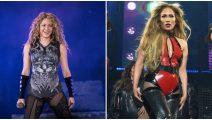 Jennifer Lopez y Shakira juntas en el Super Bowl 2020