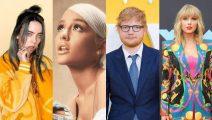 Aquí está la lista de nominaciones de American Music Awards