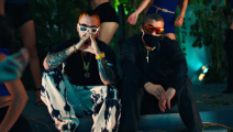 J Balvin y Bad Bunny estrenan el video de La canción