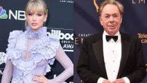 Taylor Swift y Andrew Lloyd Webber componen juntos para Cats