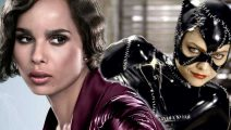 Zoe Kravitz será Gatúbela en The Batman