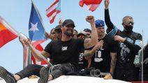 Ricky Martin, Residente y Bad Bunny juntos en Cántalo