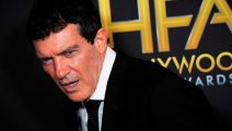 Antonio Banderas triunfó en los Hollywood Film Awards
