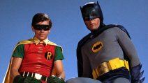 Los trajes de Batman de los años 60 serán subastados