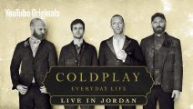 Coldplay transmitirá en Youtube Everyday Life
