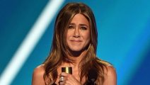 Jennifer Aniston triunfa en los People's Choice Awards