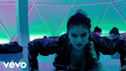 SELENA GOMEZ – LOOK AT HERE NOW