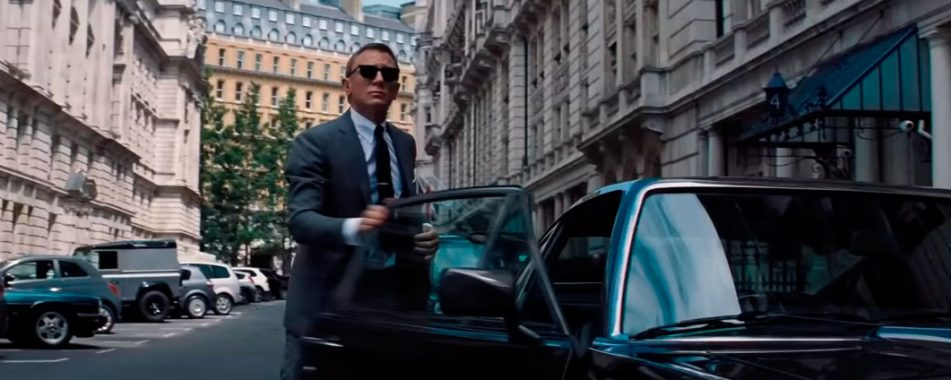 Lanzan tráiler de James Bond: Sin Tiempo para Morir