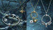 Pandora lanza colección de Harry Potter