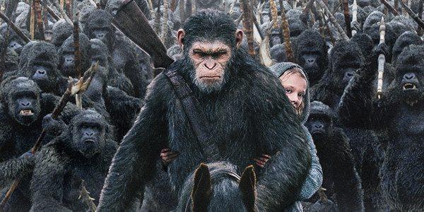 Disney está trabajando en otra película de El Planeta de los Simios