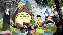 El material de Studio Ghibli ya está disponible en línea