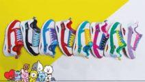 BTS y Skechers lanzan una nueva colección