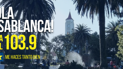 SEGUIMOS CRECIENDO EN EL 2020, NUEVA SEÑAL OKEY: ¡HOLA CASABLANCA!