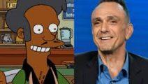 La voz original de Apu renuncia a Los Simpson