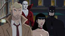 Planea película y serie de la Liga de la Justicia Oscura