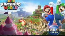 Anuncian Super Nintendo World
