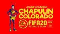 El Chapulín Colorado llega a FIFA Ultimate Team