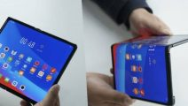 Huawei actualiza su smartphone plegable