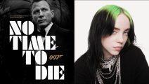 Billie Eilish lanza No time to die