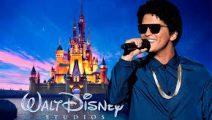 Bruno Mars protagonizará una película de Disney