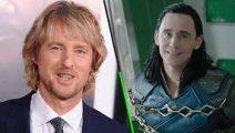 Owen Wilson se une a Loki